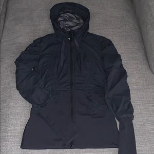Reversible Lululemon active jacket!
